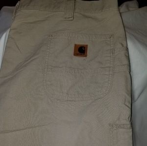 Carhartt Original Dungaree Fit Tan 42x30